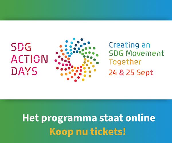 SDG Action days programma
